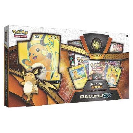 Shining Legends Special Collection Raichu GX Box