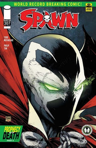 Spawn #307 Cover A Prophecy of Death Part 2