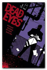 Dead Eyes #1 Second Print