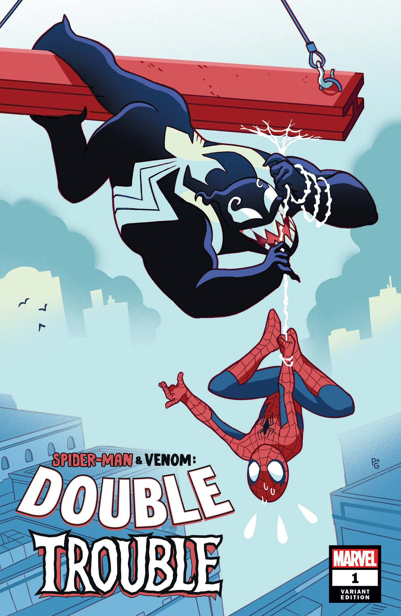 Spider-Man & Vemon Double Trouble #1