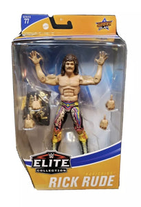 WWE Elite Collection Ravishing Rick Rude Action Figure Series 77 Summer Slam New
