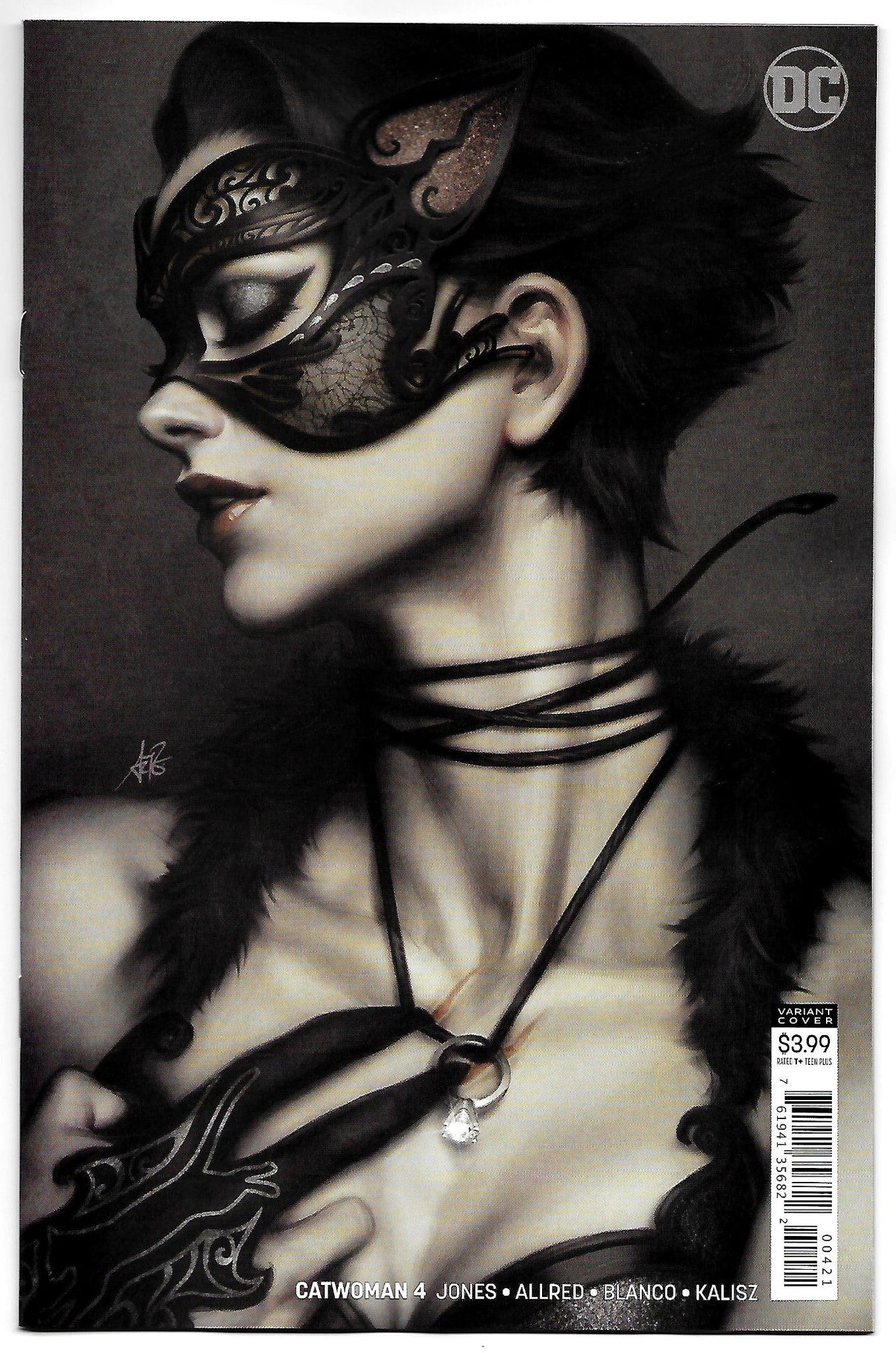 Catwoman 4 Variant