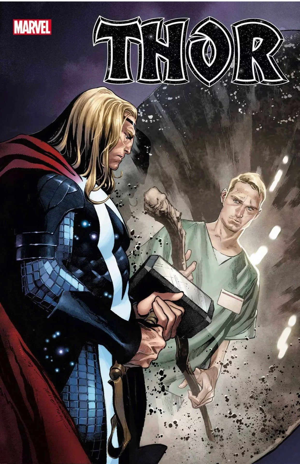 THOR #9 COVER A