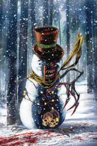 Grimm Fairy Tales 2019 Holiday Special Cover D