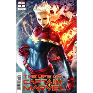 The Life of Captain Marvel 1 Variant