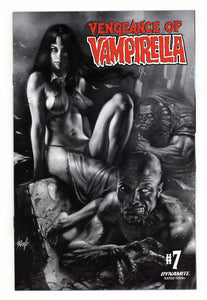 Vengeance Of Vampirella #7 Variant Eddition