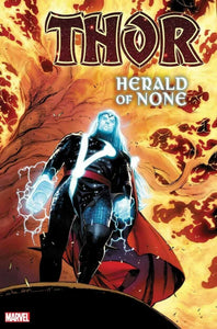 THOR #6 (1ST PRINT) DONNY CATES BLACK WINTER