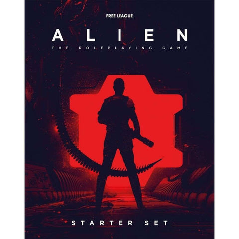 Alien: The Roleplaying Game - Starter Set