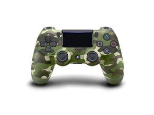 Controller: Dualshock 4 Wireless PS4 Controller: Green Camo for Sony Playstation 4