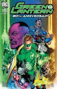 Green Lantern  80th Aniversary 2000 Variant Edition