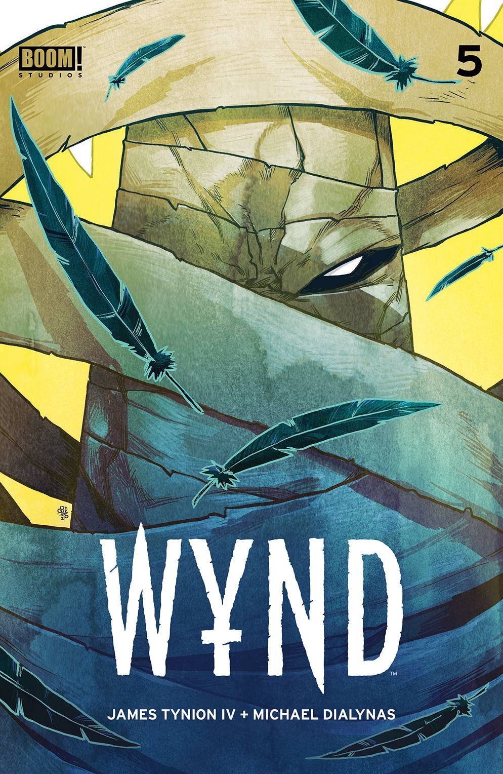WYND #5 COVER A MAIN