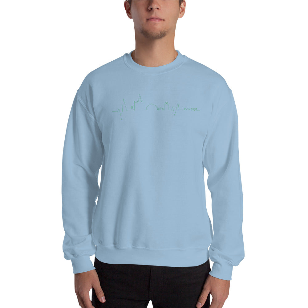 Haarlem Heartbeat Skyline Sweater