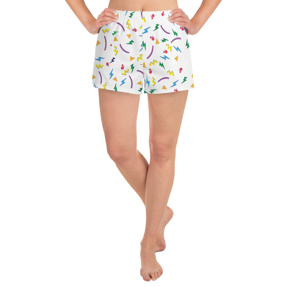 Festival 2020 Women's Athletic Short Shorts
