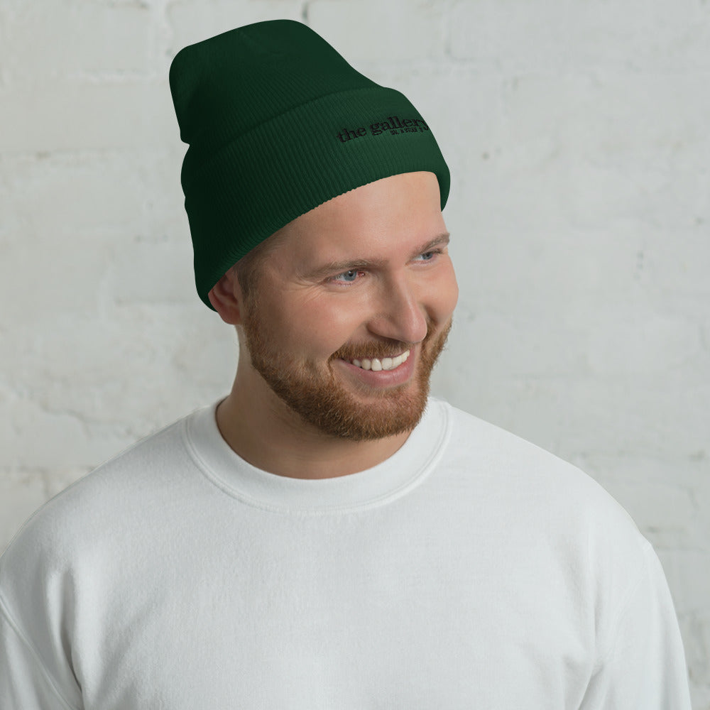 The Gallery Salon Studios Beanie