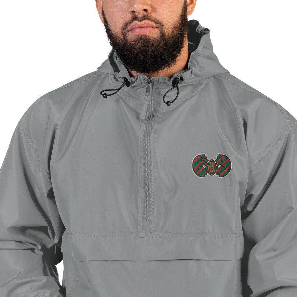 RSRC Embroidered Champion Packable Jacket