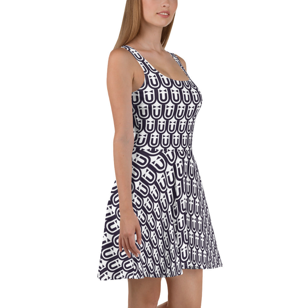 Ubutler Skater Dress