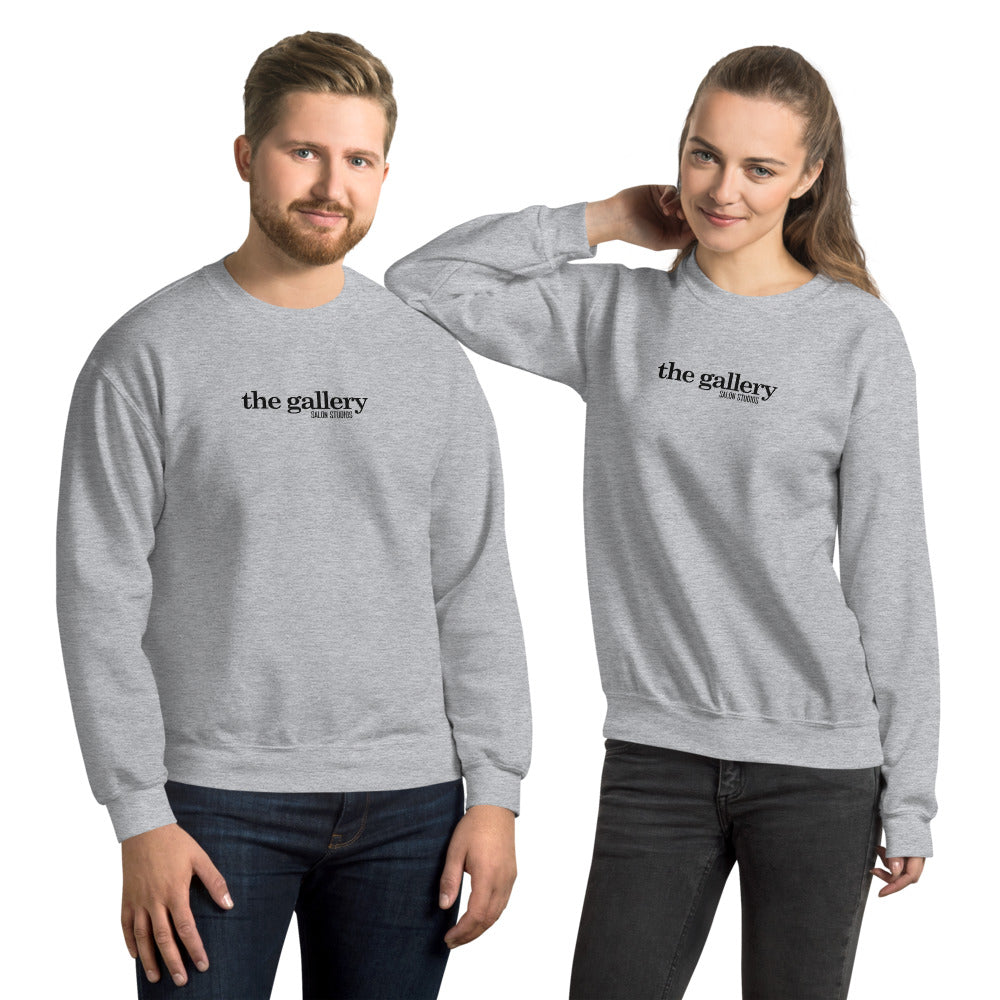 The Gallery Salon Studios Original Sweatshirt