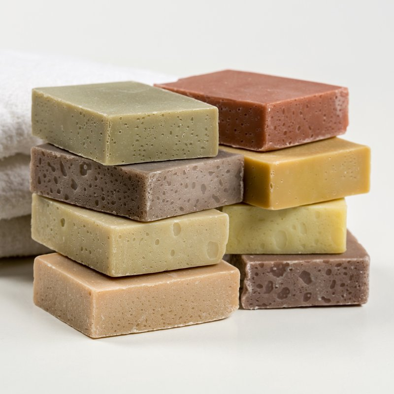 5 key ingredients in your all natural soap