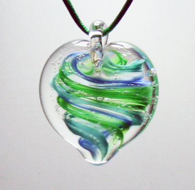Memorial Glass Pendant