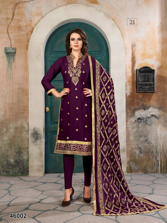 Churidar Suits - Dani Fashions