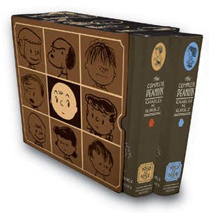 The Complete Peanuts 1950-1954: Gift Box Set - Hardcover