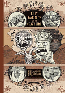 Billy Hazelnuts and the Crazy Bird cover image