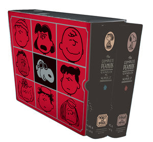 The Complete Peanuts 1967-1970: Gift Box Set - Hardcover