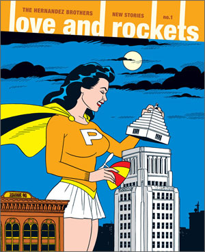 Love and Rockets: New Stories No. 1