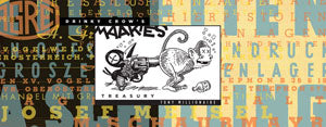 Drinky Crow's Maakies Treasury cover image