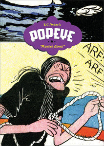 Popeye cover image