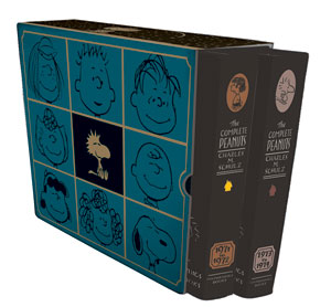 The Complete Peanuts 1971-1974: Gift Box Set - Hardcover