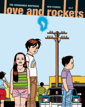 Love and Rockets: New Stories #3