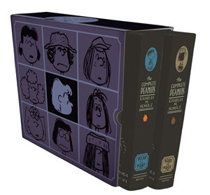 The Complete Peanuts 1979-1982: Gift Box Set - Hardcover
