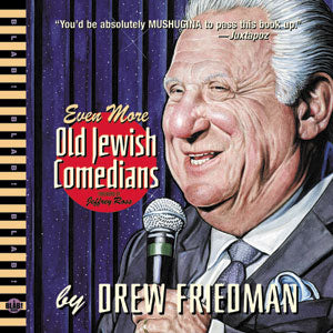 Even More Old Jewish Comedians cover image