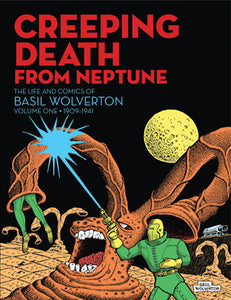Creeping Death from Neptune cover image