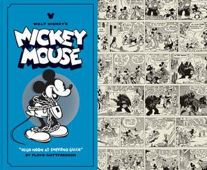 Walt Disney's Mickey Mouse Vol. 3 cover image