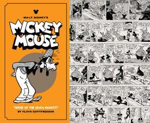 Walt Disney's Mickey Mouse Vol. 4 cover image