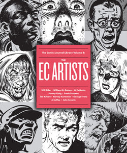 The Comics Journal Library cover image
