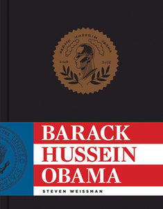Barack Hussein Obama cover image
