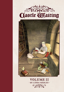 Castle Waiting Vol. 2 cover image