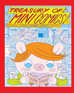 Treasury Of Mini Comics Volume One cover image