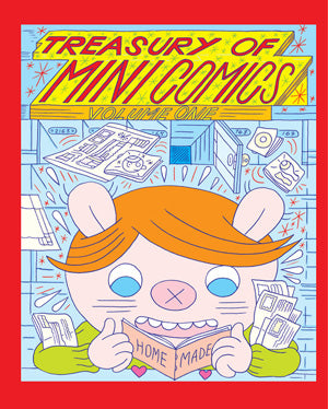 Treasury Of Mini Comics Volume One