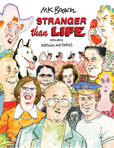 Stranger Than Life cover image