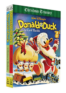 "Walt Disney's Donald Duck Holiday Gift Box Set: ""Christmas On Bear Mountain"" & ""A Christmas For Shacktown"" cover image"