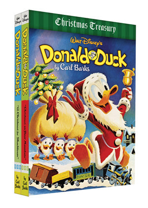 Walt Disney's Donald Duck Christmas Gift Box Set