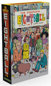 The Complete Eightball 1-18 cover image