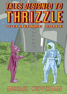 Tales Designed To Thrizzle Vol. 1 cover image