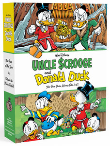 Walt Disney Uncle Scrooge And Donald Duck cover image
