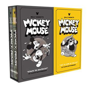 Walt Disney's Mickey Mouse Vols 5 & 6 Gift Box Set cover image