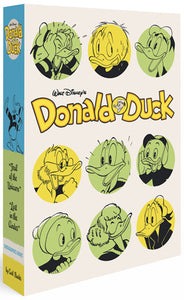 Walt Disney's Donald Duck Box Set cover image